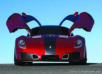 デヴォン『GTX』 アメリカン スーパーカー