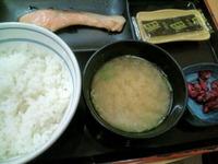 朝定食☆吉野家