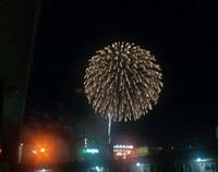 淀川花火☆大阪
