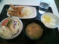魚フライ定食☆社食