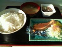 朝定食☆たいこ弁当