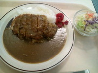 カツカレー☆社食