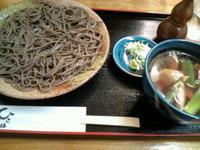 手打ち蕎麦ひら位☆城崎温泉