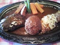 ステーキとハンバーグの店 ラ・マーマン☆京口
