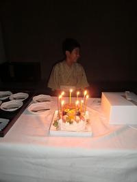 9歳おめでとう!!