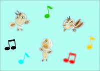 「すずめの歌」YouTubeアップ準備中!