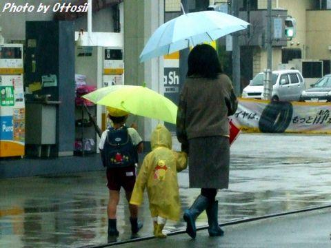 雨の風景2月25日