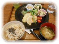 玄三庵 玄米&やさい食堂 (11/27:大阪)