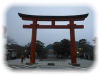 鎌倉観光の思い出 -5 「鎌倉 散策」 (3/1)