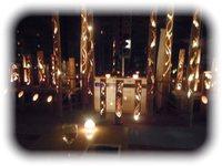 磐梯熱海温泉 金蘭荘花山 -3 ~竹灯りコンサート~