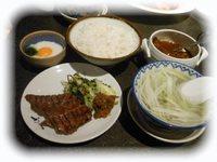 牛たん炭焼 利久 西口本店 (10/24:仙台)