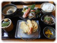 天ぷら海鮮 五福 (8/8:名谷)