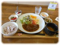 Lunch & cafe nene (10/16:宝殿)