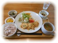 Lunch & cafe nene (12/9:宝殿)