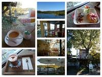 湖畔のカフェで、穏やかな午後のお茶会 ~Prato cafe~