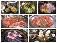歓送迎会の、焼肉ディナー (5/26:神戸)