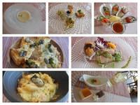 室津牡蠣のオイスターコースランチ (2/6:網干)
