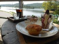 湖畔の森のお庭カフェ Prato Cafe(6/22:小野)