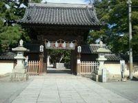 高砂神社へ来ました!