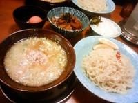 鶏白湯つけ麺☆