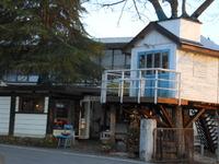 Prato Cafe  Xmasの風景 (12/23:小野)