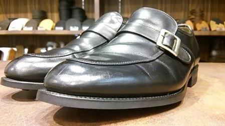 SCOTCH GRAIN & vibram 2055 sole