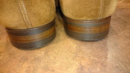 Crockett&Jones & Dinate sole