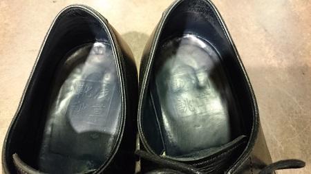浅草靴誂 & vibram 2055 sole