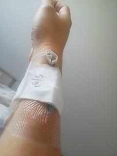 退院に向かって、まっすぐ!だったのですが・・・**闘病日誌VOL.3**