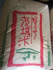 """茨城県産 一番星""""新米、本日(9/11)発売!"""