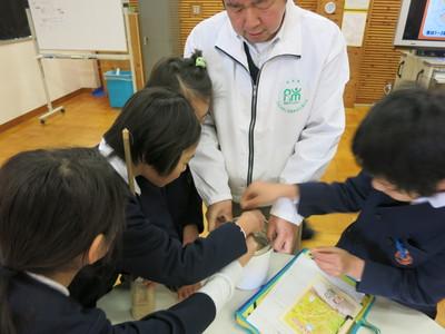 """今年で8年目!""""ごはんパワー教室""""in平荘小学校"""