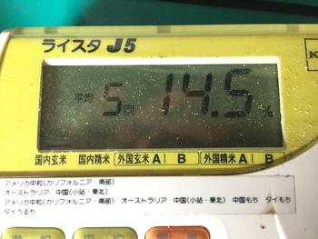 本日(10/12)、地元、加古川の新米を発売!