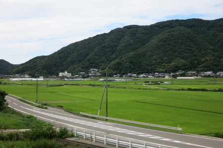 """""""さがびより""""の生産地 ~2013/09/08 佐賀県唐津市"""