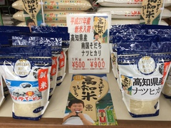 「高知県産 新米 ナツヒカリ」も入荷!!