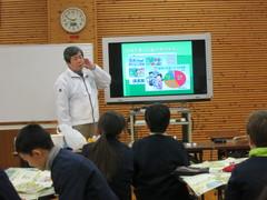 """今年は本当に疲れた~(=_=) """"ごはんパワー教室""""in平荘小学校"""