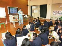 今年で10年、平荘小学校ごはんパワー教室