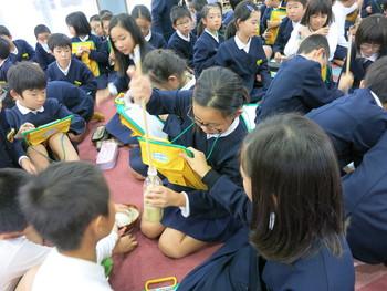 """今年も、別府西小学校で、""""ごはんパワー教室""""を開催!"""