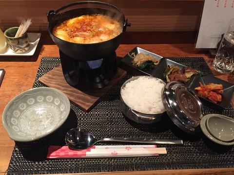 新メニューに韓国料理が加わりました! ~創作家庭料理 木槿~