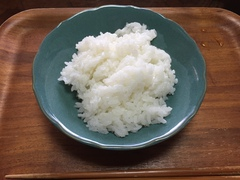 今日はお米の頒布会の配達日!