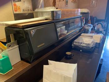 LINEで注文!大満足の「具だくさんの天ぷら重」です! ~御料理彩々 都久志~