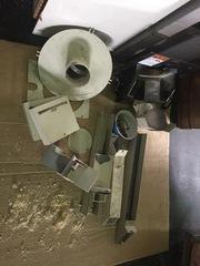 精米機分解清掃
