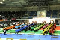 ◇全国理容美容学生技術大会◇