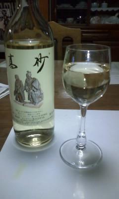 昨晩は、ひさびさにワインを!
