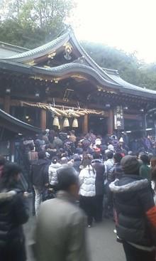 """これで今年の初詣も""""三社詣り"""""""