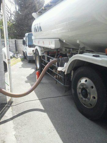 高いね~! 灯油、ガソリン・・・
