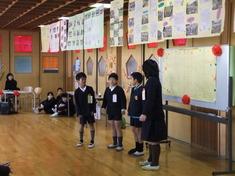 ライスボールパーティ in 別府西小学校