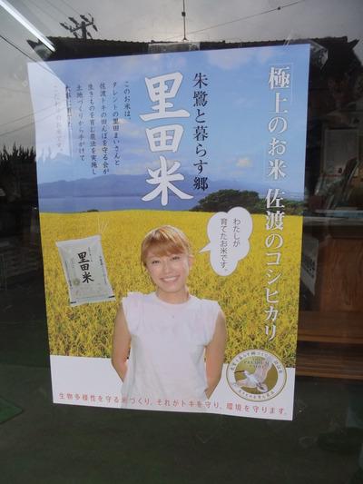 """""""朱鷺と暮らす郷 里田米""""販売中です!"""
