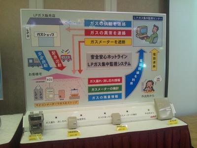 LPガス保安研修&新商品説明会