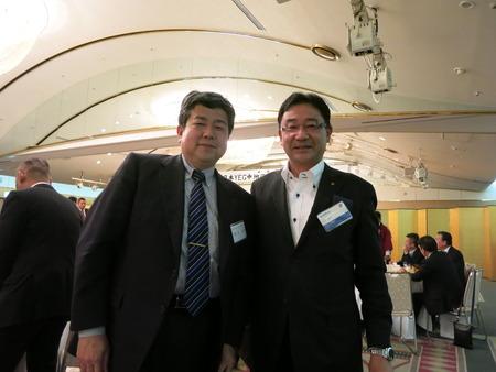 日本YEG副会長激励会