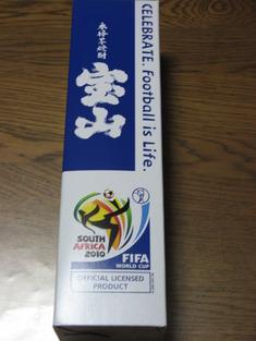 宝山 FIFAワールドカップモデル